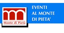 Logo Eventi al Monte di Pietà